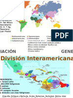 Mapa Iglesia Adventista en El Mundo