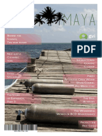 Pez Maya Magazine Vol. 1, Issue 4