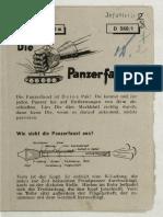 D 560-1 (1944) Pzf (Klein) - 30 m - Die Panzerfaust