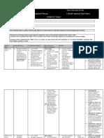 occt 643 - cat evidence table
