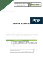 Pro 02-02-0001 Diseño y Desarrollo