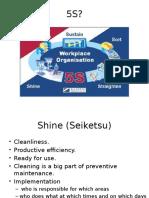 5S Mentoring Presentation