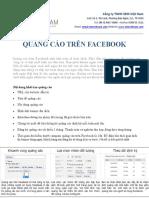 Bang Gia Quang Cao Facebook