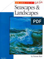 How to Drawand Paint, Seascape and Landscape