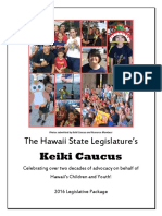 2016 Keiki Caucus Booklet