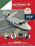 Catalogo Gulf Avionics 2009