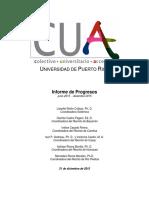 Informe CUA-UPR 3er sem