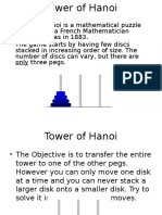 Tower of Hanoi (1)