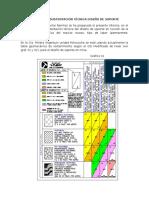 Tabla GSI - Geomecanica Argentum