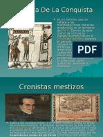 diapositivas Literatura De La Conquista