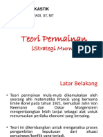 Strategi Murni & Campuran Optimasi 2