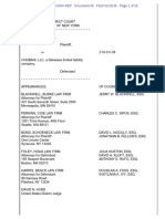 General Mills v. Chobani - Preliminary Injunction Granted