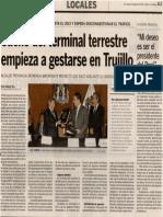 12-08-12 Sueño del terminal terrestre empieza a gestarse en Trujillo