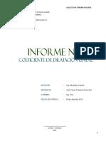 coeficiente de dilatación lineal - FIS II - 5