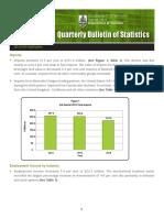 160129 Quarterly Bulletin of Statistics Q3 2015 Final