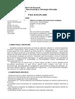 Tehnici Si Sisteme de Transmisiuni Multiplex D.ciurea