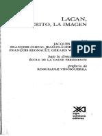 Varios Autores - Lacan, El Escrito, La Imagen Ocr