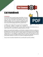 Cat Handbook
