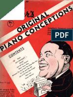 Fats Waller - Original Piano Conceptions