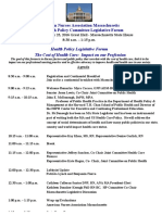 hp forum agenda 2016 latest 1