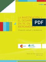 Investigacion y Desarrollo en TICs en IberoAmerica-Situación actual y tendencias.pdf