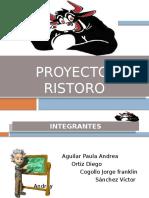 Proyecto Ristoro
