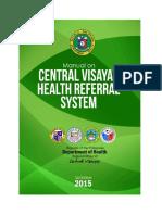 Health Referral System Manual_central Visayas