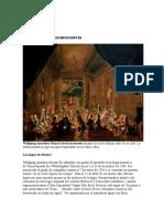 Mozart y La Francmasonería