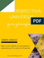 La Perspectiva Universal Para Principiantes2