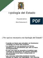 Tipologia Del Estado