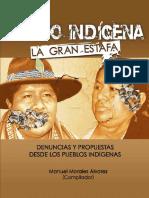 Fondo Indigena. La Gran Estafa, denuncias y propuestas desde los pueblos indigenas