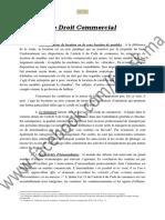 Le Droit Commercial s2