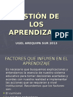 CAPACITACION DIRECTORES 20133