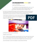 10 Dicas Para Fotografar Aniversário Infantil _ Fotografia-DG