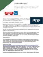 Cara Memakai Paket Internet Smartfren