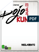 Dojo Kun Manual en Castellano 1.0