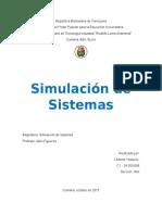 Ensayo de Simulación de Sistemas