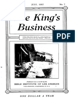 The King's Business - Volume 8, Issue 7 - July 1917