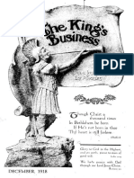 The King's Business - Volume 9, Issue 12 - December 1918