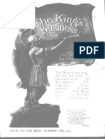 The King's Business - Volume 10, Issue 5 - May 1919