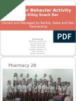 Econ - Consumer Behavior - Kibig Kibig Snack Bar Chicken Lauriat Activity