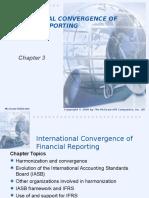 international accounting Chap 003