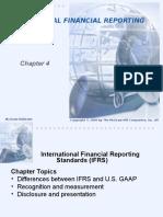 international accounting Chap 004