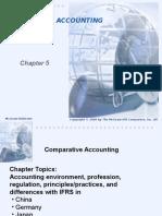 international accounting Chap 005