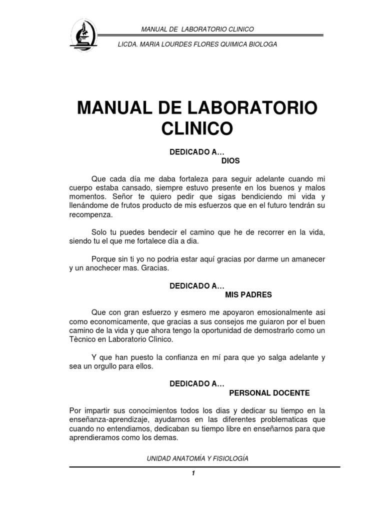 Excepcional Muestra De Reanudar Para El Técnico De Laboratorio ...