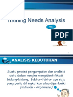 Training Needs Analysis1
