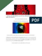 Ciclo Homosexual en El Desarrollo Del Ser Humano