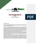Las Cosmicomicas - Italo Calvino