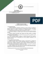 Politici de Resurse Umane in Sistemul Penitenciar Romanesc