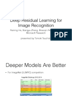 Deep Residual Learning for Image Recognition (Summary)